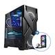 COOLMAX XO + AID W240 aRGB (블랙 패키지)_이미지