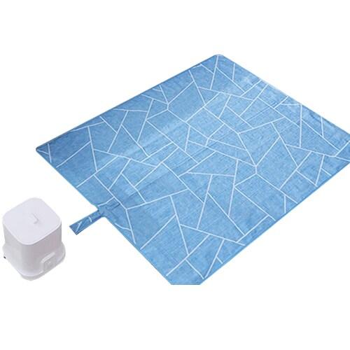 일월  아이스킹 냉수매트 2020년형 (1인용, 80x150cm, 싱글, IW-IKS)