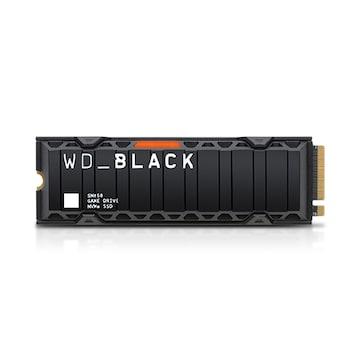 Western Digital WD BLACK SN850 히트싱크 M.2 NVMe 해외구매