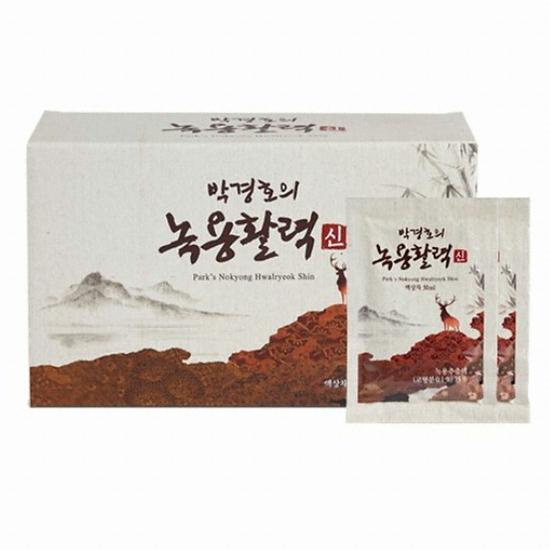 메이준생활건강 박경호의 녹용활력 신 50ml 30포(1개)