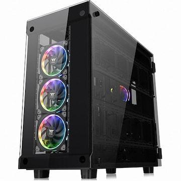 써멀테이크 View 91 강화유리 RGB Plus 에디션