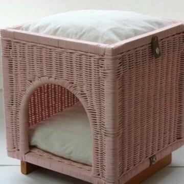 신시어재팬 등나무 큐브하우스 SC47(핑크)