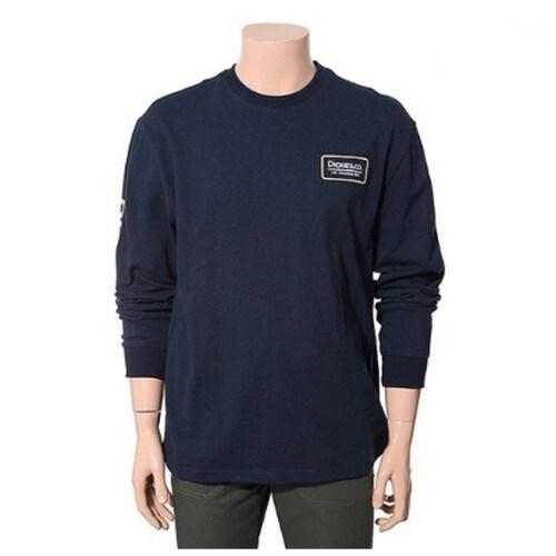 디키즈  남녀공용 SLEEVE PRINT 긴팔 티셔츠 DSQ1UTLT422_이미지