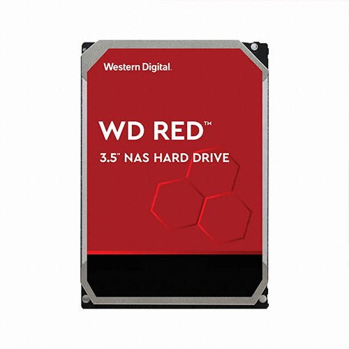 Western Digital WD RED 5400/64M(WD40EFRX, 4TB)