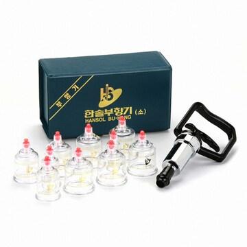 한솔의료기 한솔부항기 (10개)