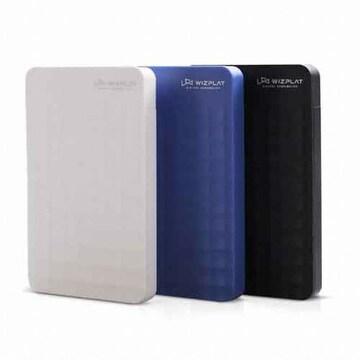위즈플랫 새로텍 HD2520C USB3.1 Type C (하드미포함)