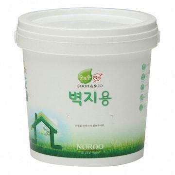 노루페인트 순앤수 항균페인트 벽지용(2L)