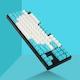 앱코 HACKER K512 체리쉬 염료승화 PBT 텐키리스 체리 게이밍 키보드 (청축)_이미지