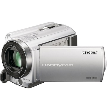 SONY HandyCam DCR-SR68 (16GB 패키지)_이미지