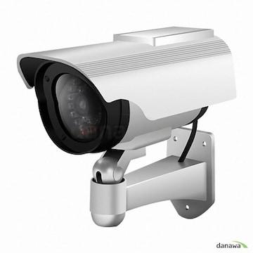 태양광 아이존 S1 LED 모형 감시 카메라