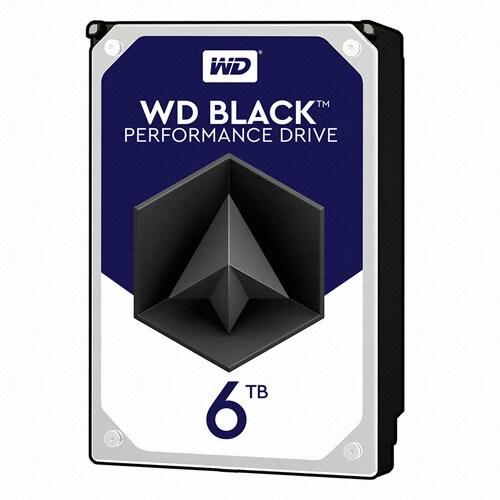 Western Digital WD 6TB BLACK WD6003FZBX (SATA3/7200/256M)_이미지