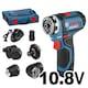 보쉬  GSR 10.8V-15 FC Professional (2.0Ah, 배터리 2개)_이미지