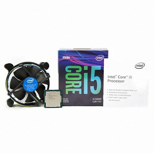 인텔 코어i5-9세대 9400F (커피레이크-R)(정품)