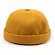 웨이워드  Pigment watcher cap (Mustard)_이미지