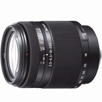 SONY 알파 DT 18-250mm F3.5-6.3 (정품)_이미지