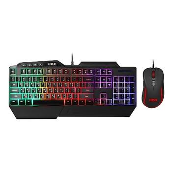 COX CKM510 게이밍 키보드 마우스 세트