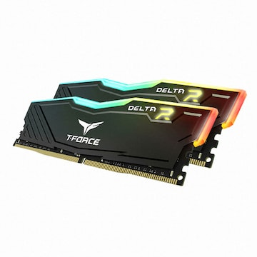 TeamGroup T-Force DDR4 32G PC4-21300 CL16 Delta RGB (16Gx2) 가넷