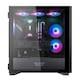 darkFlash DLX21 RGB MESH 강화유리 (블랙)_이미지