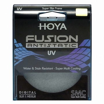 HOYA 퓨전 안티스타틱 UV 렌즈필터(58mm)