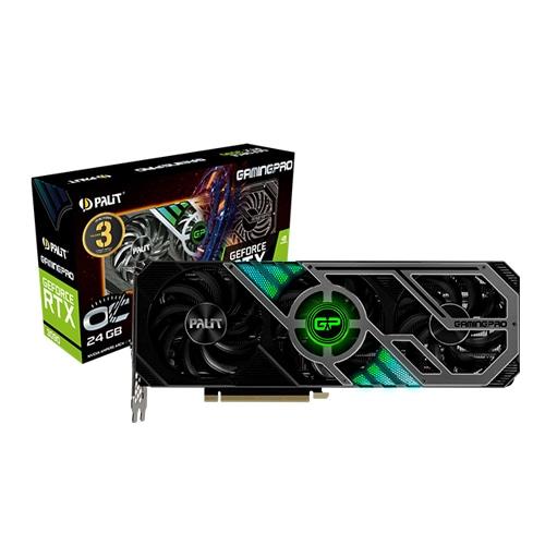 PALIT 지포스 RTX 3090 GAMINGPRO OC D6X 24GB (재고보유/수량구매가능/당일출고가능)