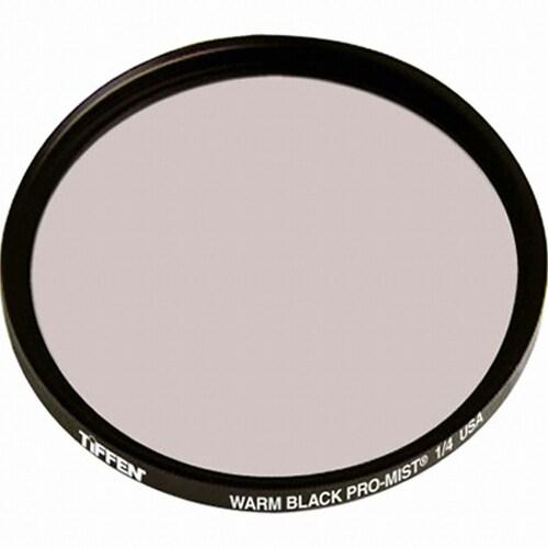 TIFFEN Warm Black Pro-Mist 1/4 렌즈필터 해외구매 (52mm)_이미지