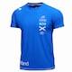 데상트  스코틀랜드 그래픽 기능성 트리코트 티셔츠 S9221CTS41_이미지