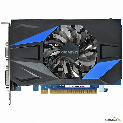 GIGABYTE ������ GT730 UD2 D5 1GB �?��