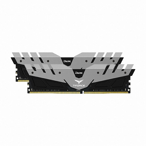 TeamGroup T-Force DDR4 16G PC4-21300 CL15 DARK Gray (8Gx2)_이미지