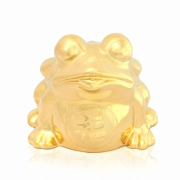 박씨상방 명품 순금도금 금두꺼비