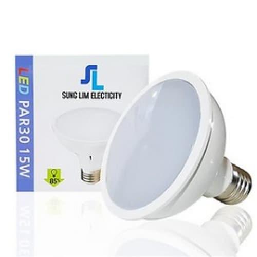 성림전기  LED 확산형 PAR30 할로겐전구 전구색 15W_이미지