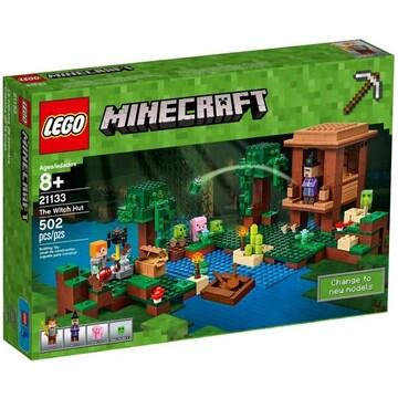 레고 마인크래프트 마녀의 집 (21133)