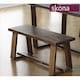 베이직팩토리 스코나 콜리마 벤치 의자 (105cm)_이미지
