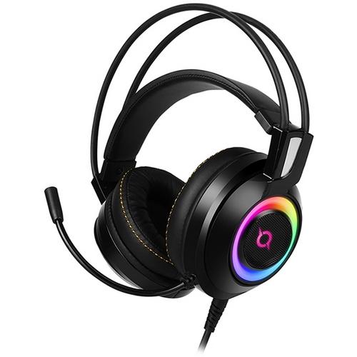 COX CH50 가상 7.1 진동 RGB LED 게이밍 헤드셋
