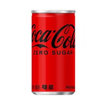 코카콜라음료 코카콜라 제로 190ml