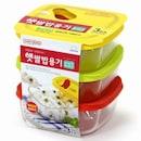 오븐글라스 햇쌀밥용기 320ml