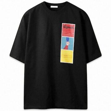 해리슨옴므 비넬 반팔 티셔츠