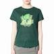 BCBG 여성 S 보태니컬 티셔츠 B9M4X484_이미지