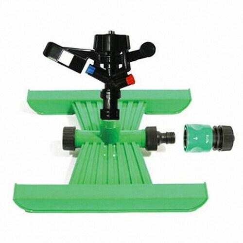 다농  스프링쿨러 헤드 DP-2 + 단본조용 스프링쿨러 베이스 H-BASE4500 세트 (13~16mm 호스용)_이미지