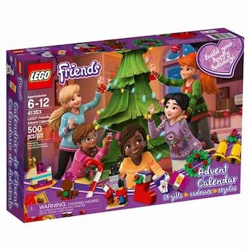 레고 프렌즈 크리스마스 캘린더 (41353)(해외구매)