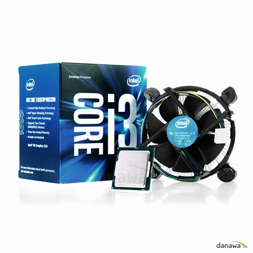 인텔 코어i3-6세대 6100 (스카이레이크) (정품)