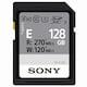 SONY SDXC CLASS10 UHS-II U3 V60 270MB/s (128GB)_이미지