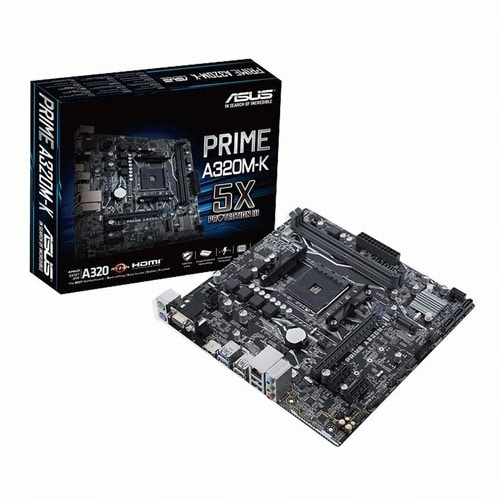 ASUS PRIME A320M-K 대원CTS