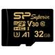 실리콘파워 micro SD Golden Superior (32GB+어댑터)_이미지