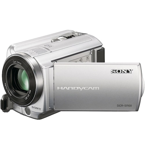 SONY HandyCam DCR-SR68 (기본 패키지)_이미지