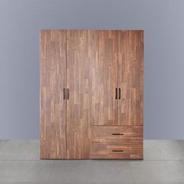 까사미아 까사온 스탠다드핏 옷장세트 2단서랍형(160cm)