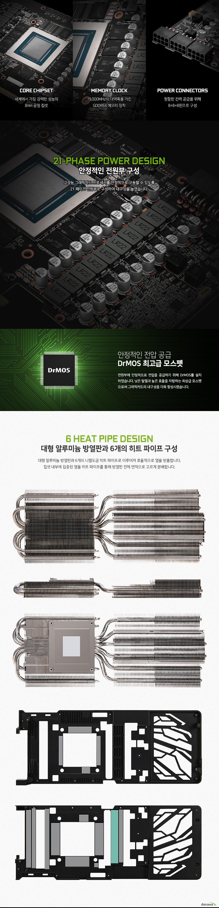 이엠텍 XENON 지포스 RTX 3080 TURBO JET OC D6X 10GB