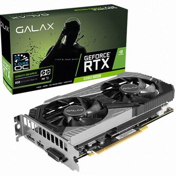 갤럭시 GALAX 지포스 RTX 2060 SUPER OC D6 8GB