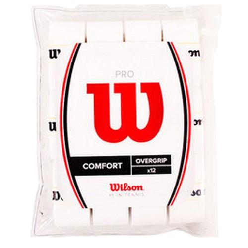 윌슨 프로 오버그립 WRZ4016WH(12개)