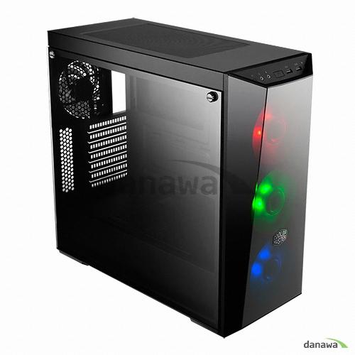 쿨러마스터 MASTERBOX LITE 5 RGB 컨트롤러 강화유리