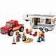 레고  시티 픽업트럭과 캐러밴 (60182) (정품)_이미지